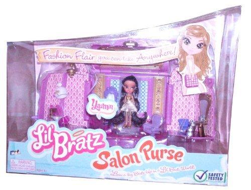 Bratz Lil Salon Purse Playset - Yasmin