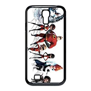 The Incredibles_002 High Quality Specially Designed Skin cover Case For samsung s4 9500 Black