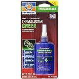 Permatex 29040 Penetrating Grade Threadlocker Green, 36 ml