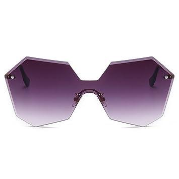 JUNHONGZHANG Gafas De Sol Gafas De Sol Irregulares Gafas De ...