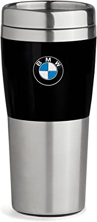 BMW Fusion Tumbler - Black 14oz