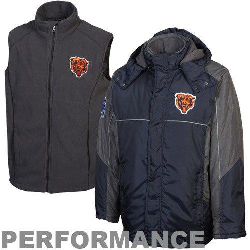 NHL Mens Frozen Tundra Systems Jacket