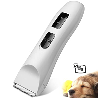 Low Noise Electric Pet Grooming and Trimming Clippers Kit