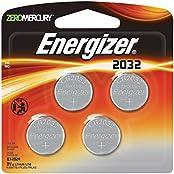 Energizer 2032BP-4 3 Volt Lithium Coin