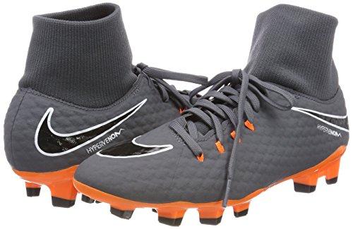 Df Orange Gris Fonc Hommes Total 081 Nike Phantom Chaussures Football Academy Fg Pour 3 gris De qxpRt