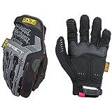 Mechanix Wear MPT-58-010 M-Pact Gloves, Black, Large