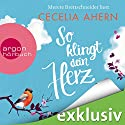 So klingt dein Herz Audiobook by Cecelia Ahern Narrated by Merete Brettschneider