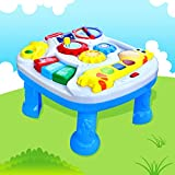 M.C Baby Musical Activity Table Toy Multifunction Electronic - Best Reviews Guide