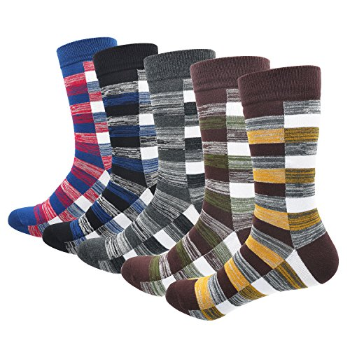 best 100 cotton dress socks - 3