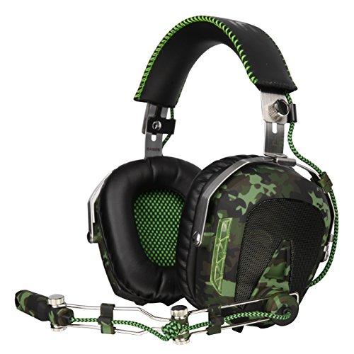 SADES SA926 Aviation Stereo Gaming Headset for PS4/PS3 ...