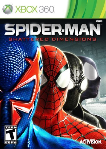 Activision/Blizzard-Spiderman: Shattered Dimensions by Blizzard Entertainment by Blizzard Entertainment