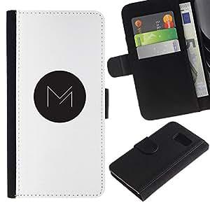 All Phone Most Case / Oferta Especial Cáscara Funda de cuero Monedero Cubierta de proteccion Caso / Wallet Case for Sony Xperia Z3 Compact // M en punto