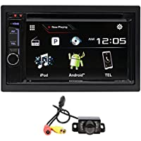 Kenwood DDX23BT 6.2 Car DVD Player Receiver w/ Bluetooth/iPhone/Pandora+Camera