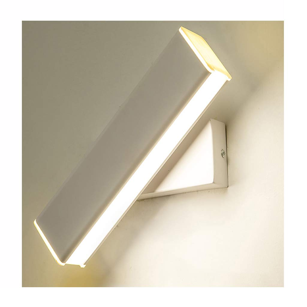 Wandleuchte lampe Wandleuchte LED Aluminium Wohnzimmer Schlafzimmer Studie Hotel lösen Nachtlicht Wandleuchte (Farbe   B-32cm)