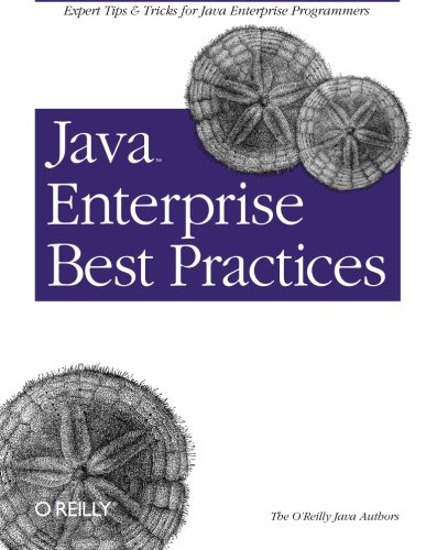 Java Enterprise Best Practices by Brand: O'Reilly Media