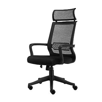 ZR Chaise De Bureau Ergonomique Life En Filet A Dossier Haut