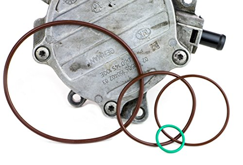 RKX 2.0T Vacuum Pump Reseal/Rebuild Kit for VW & Audi 2.0 T MKv, B6, 8P, B7 gasket