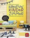 Kreatives Kinderzimmer: Selbstbaumöbel und einfache Bastelideen