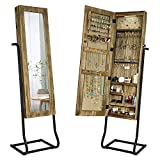 Best jewelry armoire with mirror woods Available In