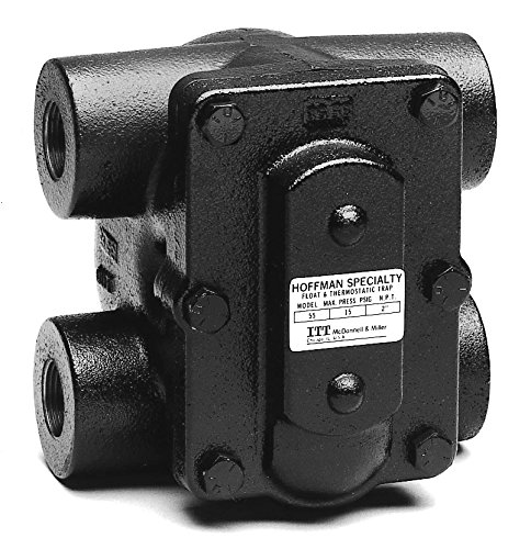 ITT Hoffman Specialty 404220 Float and Thermostatic Steam Trap