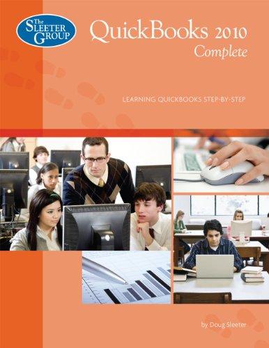 QuickBooks Complete - Version 2010