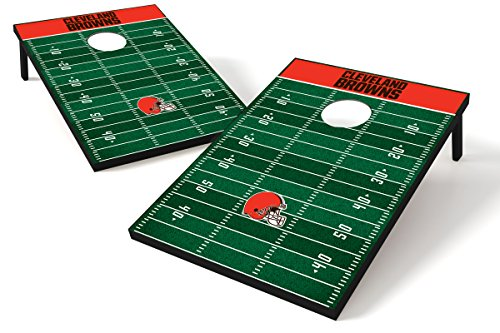 (NFL Cleveland Browns Tailgate Toss Game )