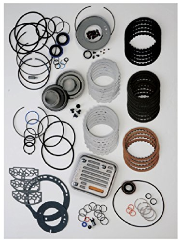 Mopar Automatic Transmission Master Rebuild Kit for 62TE Transmissions