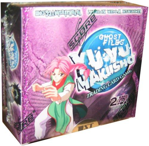 YuYu Hakusho: Dark Tournament Booster Box (24 Packs) Yu Yu Hakusho Trading Cards