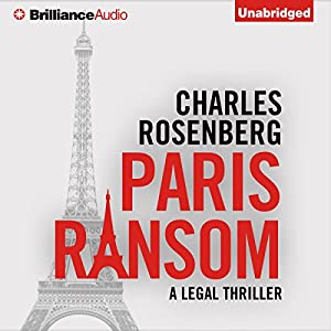 Paris Ransom Audiobook