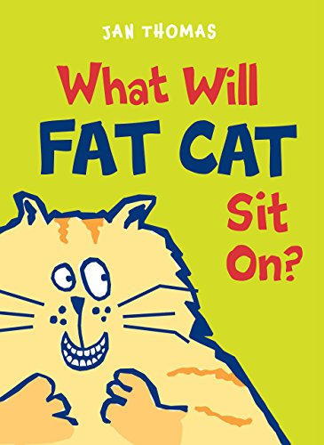 - What Will Fat Cat Sit On? (The Giggle Gang)