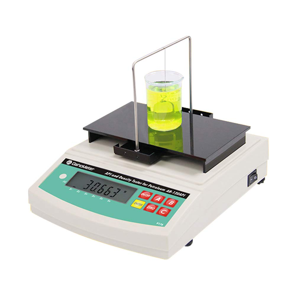 Bespick Liquid Density Meter 300g Density Meters for Liquid 110 V Liquid Density Tester 4.5KG Density Testing Equipment