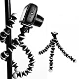 Aketek Gripster Octopus Flexible Compact Camera Tripod