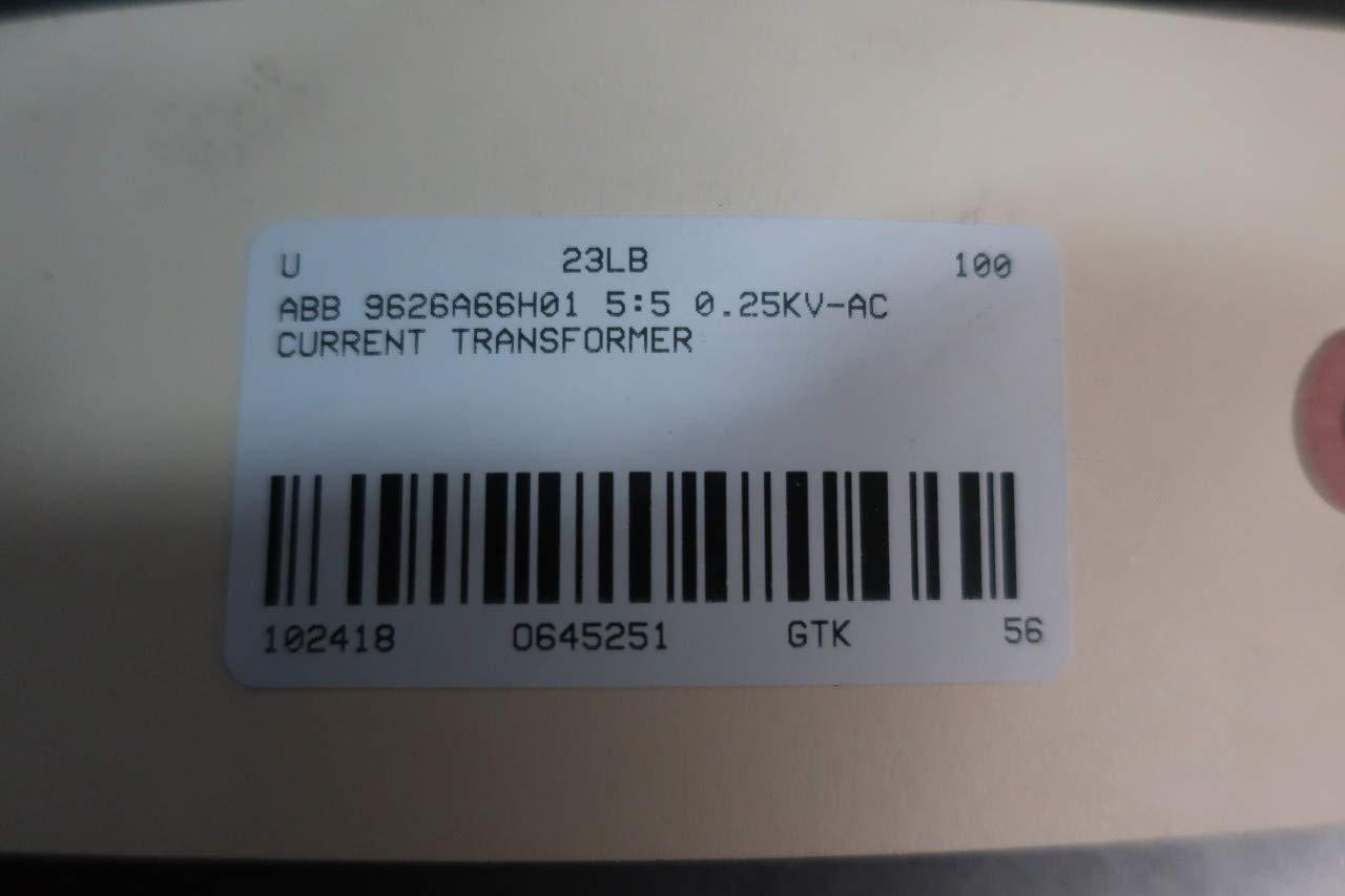 ABB 7881A01G01 5:5 0.25KV-AC Current Transformer D645251