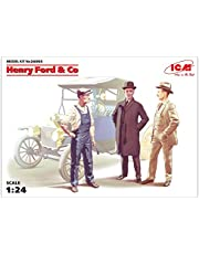 ICM 24003 - 1/24 Figuras Henry Ford Co