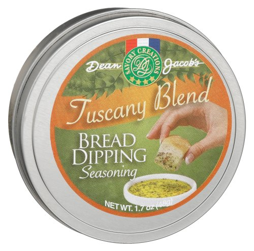 - Tuscany Blend Bread Dipping Seasonings