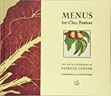 img - for Menus for Chez Panisse book / textbook / text book