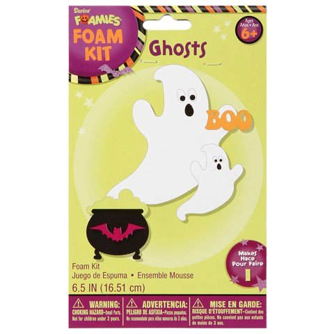 Foamies Foam Halloween Kits