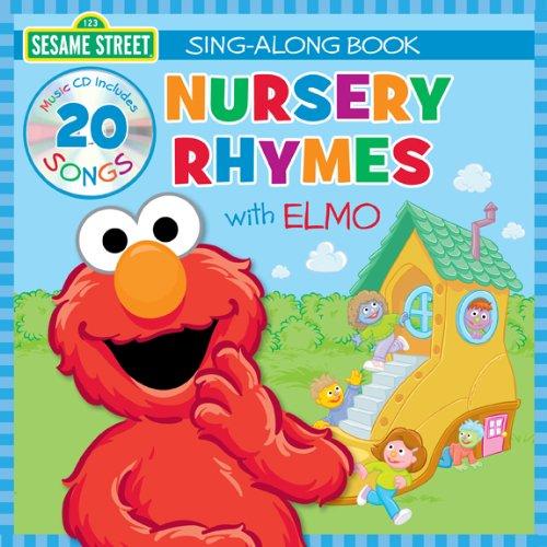Sesame Street Sing-Along Nursery Rhymes with - Along Elmo