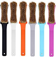 TWO STONES Bouldering Brush with Thick Ultra Durable Boar's Hair Bristles,Perfect Rock Climbing Brushes fo