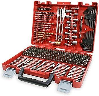 300-Piece Craftsman Drill Bit Accessory Kit