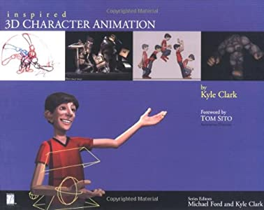 Inspired 3D Character Animation