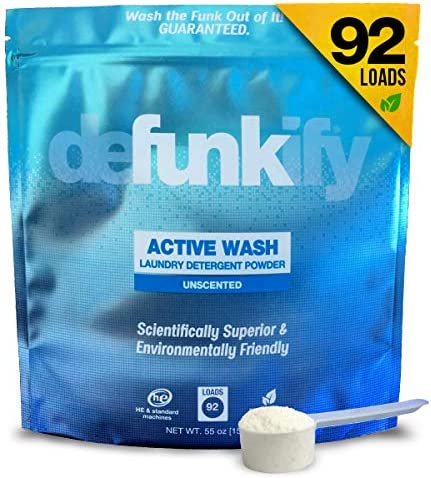 Defunkify Active WASH Laundry Detergent