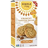 Simple Mills Crunchy Cookies, Toasted Pecan, Naturally Gluten Free, 5.5 oz For Sale
