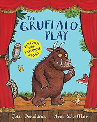 book cover of The Gruffalo Play
