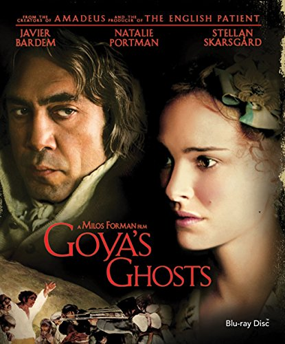 Goya's Ghosts [Blu-ray]