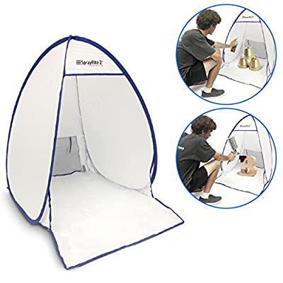 EasyGO Products Sprayrite 2 Paint Spray Shelter Spray Booth Painting Tent