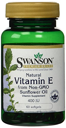 Swanson Natural Vitamin Sunflower Milligrams