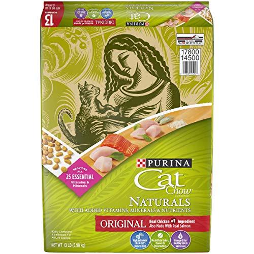 Purina Cat Chow Naturals 13 lb. Bag