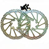 Catazer 160mm 180mm MTB Mountain Bicycle Hydraulic Disc Brake Mechanical Brakes Rotors for G3