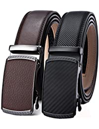 Men's Belt,Bulliant Slide Ratchet Belt for Men with...